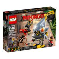 LEGO 70629 Ninjago Piranha Attack from Blain's Farm and Fleet