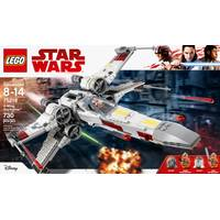 LEGO 75218 Star Wars X-Wing Starfighter from Blain's Farm and Fleet