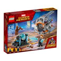 LEGO 76102 Marvel Super Heroes AvengersInfinity War  Thor's Weapon Quest from Blain's Farm and Fleet