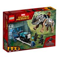 LEGO 76099 Marvel Super Heroes Rhino Face-Off by the Mine from Blain's Farm and Fleet