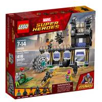 LEGO 76103 Super Heroes Aveng Corvus Glaive Attack from Blain's Farm and Fleet