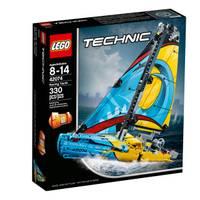 LEGO 42074 Technic Racing Yacht from Blain's Farm and Fleet