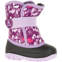 Kamik Girl's Snowbug 4 Boots Purple from Blain's Farm and Fleet