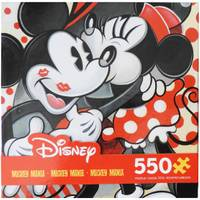 Ceaco 550-Piece Mickey & Minnie Puzzle from Blain's Farm and Fleet