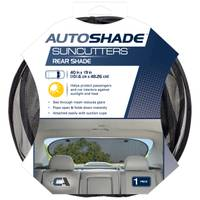 Auto Expressions Suncutters Glare Reduction Rear Shade from Blain's Farm and Fleet