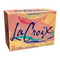 LaCroix 12-Pack Grapefruit Sparkling Water from Blain's Farm and Fleet
