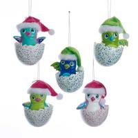 Kurt S. Adler Hatchimals Ornament Assortment from Blain's Farm and Fleet