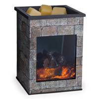 Candle Warmers Hearthstone Glass Illum Fragrance Warmer from Blain's Farm and Fleet