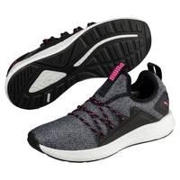 Puma Women's Light Blue NRGY Neko Knit Athletic Shoes from Blain's Farm and Fleet