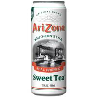 Arizona 24 oz Arizona Sweet Iced Tea from Blain's Farm and Fleet