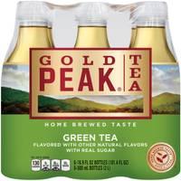 Gold Peak Tea 6-Pack 500ml Green Tea from Blain's Farm and Fleet