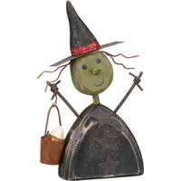 Primitives By Kathy Chunky Witch Sitter from Blain's Farm and Fleet