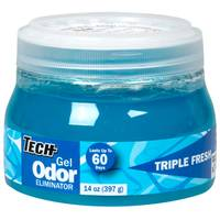 Tech 14 oz Triple Fresh Gel Odor Eliminator from Blain's Farm and Fleet