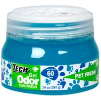 Tech 14 oz Pet Fresh Gel Odor Eliminator from Blain's Farm and Fleet