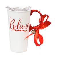 Evergreen Enterprises 17 oz Believe Travel Cup from Blain's Farm and Fleet