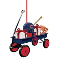 Evergreen Enterprises Chicago Cubs Team Wagon Ornament from Blain's Farm and Fleet
