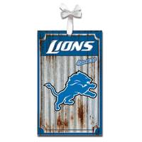 Evergreen Enterprises Detroit Lions Metal Ornament from Blain's Farm and Fleet