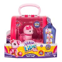 Moose Toys Little Live Pets Cutie Pup with Carry Case from Blain's Farm and Fleet