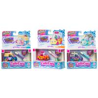 Shopkins Cutie Cars S3 1pk Color Change Assortment from Blain's Farm and Fleet
