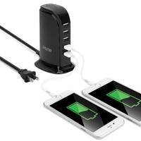 iHome 4A 5 USB Multicharge Tower from Blain's Farm and Fleet