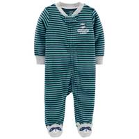 Carter's Baby Boy's Raccoon Zip-Up Sleep and Play Pajamas from Blain's Farm and Fleet