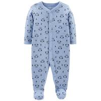 Carter's Baby Boy's Dog Snap-Up Thermal Sleep and Play Pajamas from Blain's Farm and Fleet
