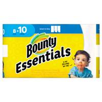 Bounty Essentials Large Roll  8-Pack Paper Towels from Blain's Farm and Fleet
