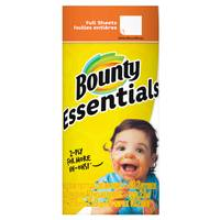 Bounty Essentials Paper Towels from Blain's Farm and Fleet
