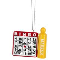 Midwest-CBK Bingo Ornament from Blain's Farm and Fleet