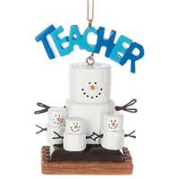 Midwest-CBK S'mores Teacher Ornament from Blain's Farm and Fleet