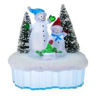 Midwest-CBK Snowman Night Light from Blain's Farm and Fleet