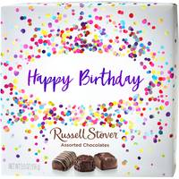 Russell Stover Happy Birthday Box Assortment Chocolates from Blain's Farm and Fleet