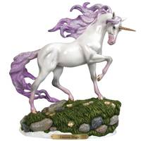 Trail of Painted Ponies Unicorn Magic Figurine from Blain's Farm and Fleet