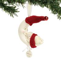 Department 56 Snowbabies Baby's 1st Ornament from Blain's Farm and Fleet