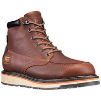 Timberland PRO Men's Brown Gridworks Work Boots from Blain's Farm and Fleet