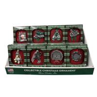 Gloria Duchin Inc. Pewter Traditional Collectable Ornament Assorted from Blain's Farm and Fleet