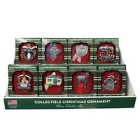 Gloria Duchin Inc. Pewter Inspirational Collect Ornament Assorted from Blain's Farm and Fleet