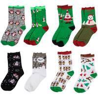 CG | CG Women's 2-Pack Christmas Socks Assortment from Blain's Farm and Fleet