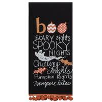 Kay Dee Designs Spooky Nights Tea Towel from Blain's Farm and Fleet