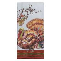 Kay Dee Designs Harvest Turkey Terry Towel from Blain's Farm and Fleet