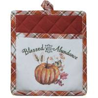 Kay Dee Designs Harvest Emb Pocket Mitt from Blain's Farm and Fleet