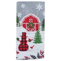 Kay Dee Designs Festive Holiday Terry Towel from Blain's Farm and Fleet