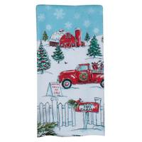 Kay Dee Designs Christmas Country Truck Terry Towel from Blain's Farm and Fleet