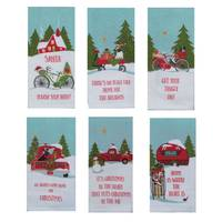 Kay Dee Designs Home for the Holidays Terry Towel Assortment from Blain's Farm and Fleet