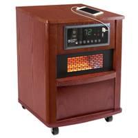 Comfort Zone Cherry Premium Cabinet Heater from Blain's Farm and Fleet