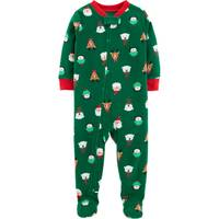 Carter's Infant Boys' Christmas Holiday Pajamas Green from Blain's Farm and Fleet
