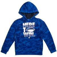 Champion Big Boys' Here To Win Hoodie Blue from Blain's Farm and Fleet
