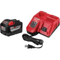 Milwaukee M18REDLITHIUM High Demand 9.0 Starter Kit from Blain's Farm and Fleet