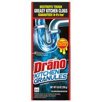 Drano Kitchen Granules from Blain's Farm and Fleet
