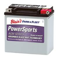 East Penn Duration Extreme Power Sport Battery from Blain's Farm and Fleet